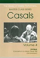 Casals Master Class Series Vol.4 (DVD-R)