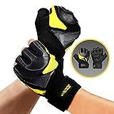 Trainingshandschuhe Kraftsport Fitness Handschuhe Männer Sporthandschuhe Gewichtheben Handschuhe -...