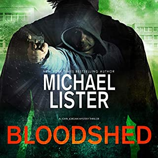 Bloodshed audiobook cover art