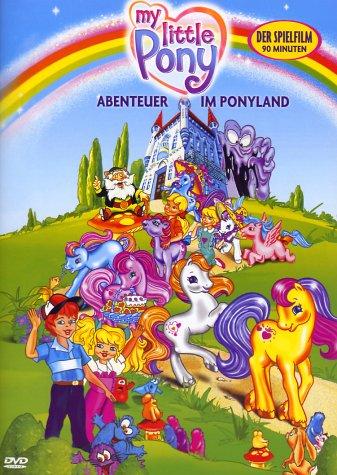 Mein kleines Pony: Abenteuer im Ponyland - Der Spielfilm