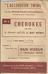 Cherokee - Fox-trot - Enregistré à l\'accordéon par Gus Viseur et l\'Orchestre Victor