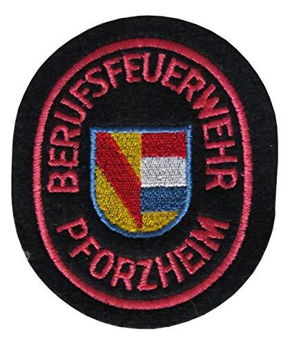 Berufsfeuerwehr - Pforzheim - Ärmelabzeichen - Abzeichen - Aufnäher - Patch - Motiv 2