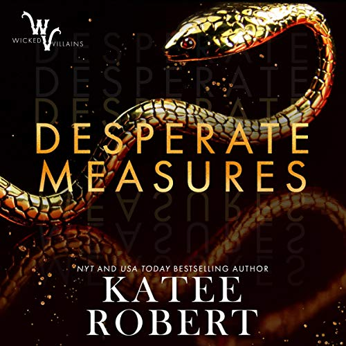Desperate Measures  By  cover art
