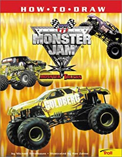 How to Draw Monster Jam