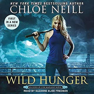 Wild Hunger     Heirs of Chicagoland Series, Book 1              By:                                                                                                                                 Chloe Neill                               Narrated by:                                                                                                                                 Suzanne Elise Freeman                      Length: 11 hrs and 34 mins     503 ratings     Overall 4.6