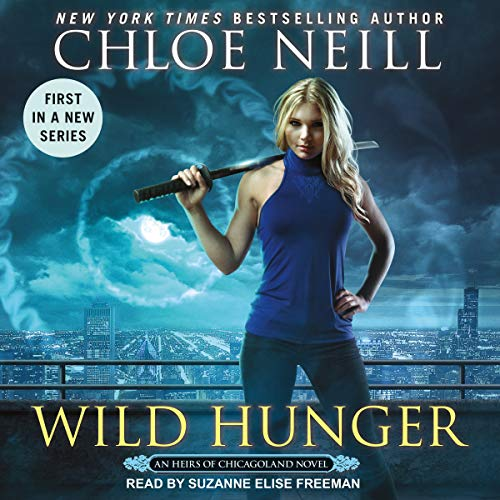 Wild Hunger audiobook cover art