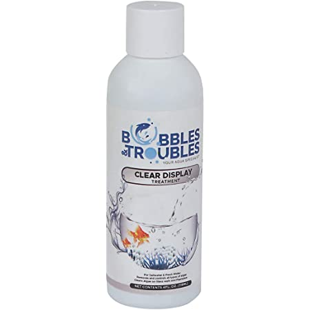 Bubbles N Troubles Clear Display (Maintenance Series) Algae Remover