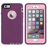 AICase iPhone 6 Plus Case,iPhone 6S Plus Case [Heavy...
