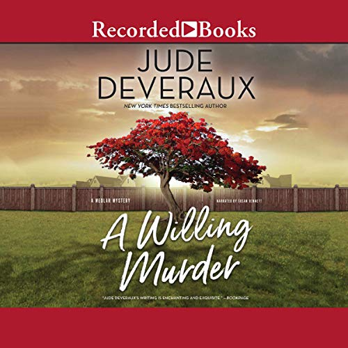 A Willing Murder audiobook cover art