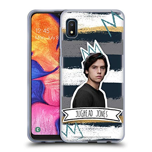 Head Case Designs Officially Licensed Riverdale Jughead Jones Graphics Soft Gel Case Compatible with Samsung Galaxy A10e (2019)