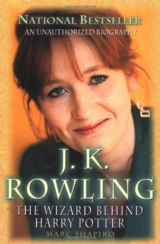 J. K. Rowling, The Wizard behind Harry Potter
