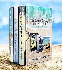 The Rivera Sisters Series - Contemporary Inspirational Romance - BOX SET - Books 1-3: Carina Rivera - From Victim to Victory