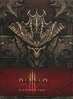 Diablo - Le livre de Cain de Flint Dille