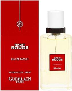 Guerlain Habit Rouge Eau de Parfum For Men 50ml - Eau de Parfum
