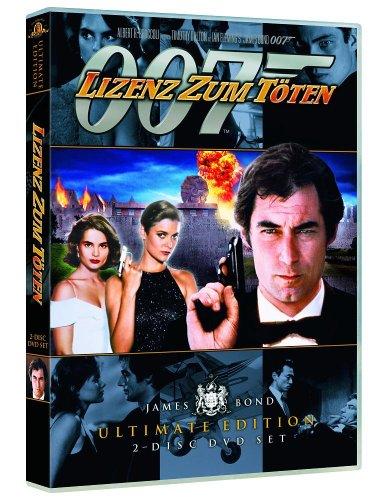 James Bond - Lizenz zum Töten (2 DVDs)