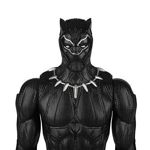 Figurine de la Panthère Noire de la Série Titan Hero Series - 4