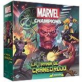 Marvel Champions - La Tiranía de Cráneo Rojo