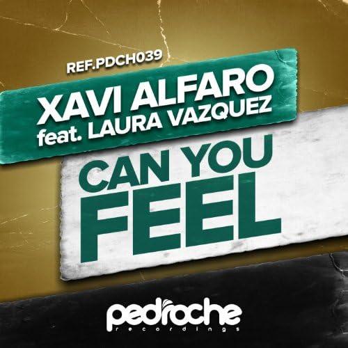 Xavi Alfaro feat. Laura Vazquez