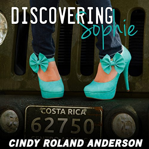 Discovering Sophie audiobook cover art