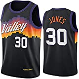 Männer und Frauen Basketball Sport Tanktop, Sonnen # 46# 20# 30 Basketball Jersey, Fan Edition...