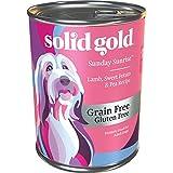 Solid Gold - Sunday Sunrise - Natural Lamb, Sweet Potato and Pea