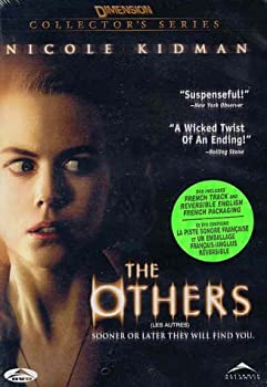 DVD The Others Book