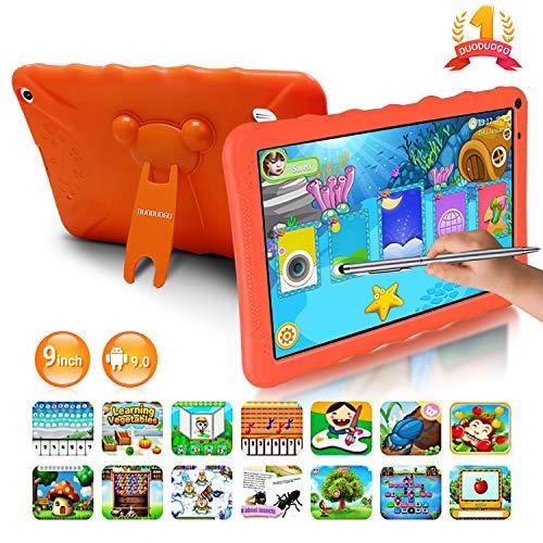Tablet Bambini 9.0 Pollici con Wifi Offerte Android 9.0 Certificato Google GMS 3GB RAM 32GB/128GB...