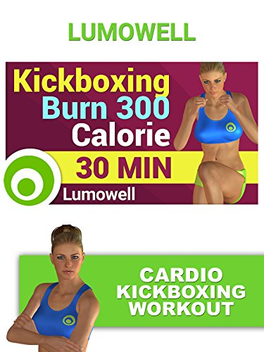Kickboxing: Burn 300 Calories - Cardio Kickboxing Workout