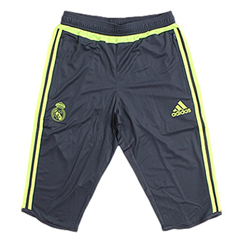 adidas Real Madrid Three-Quarter 3/4 Training Pants Youth (YXL)