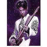 Gigoo Prince Singer Wandkunst Poster Wanddekor Drucke