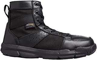 Lightweight Men's Tactical Boots, Breathable Durable Combat Work Shoes for Hiking Walking Boots