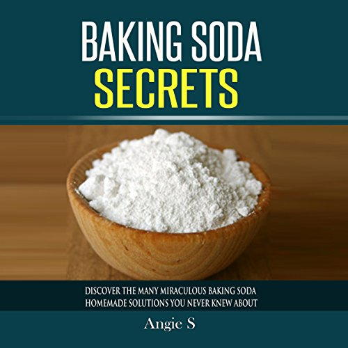 Baking Soda Secrets cover art