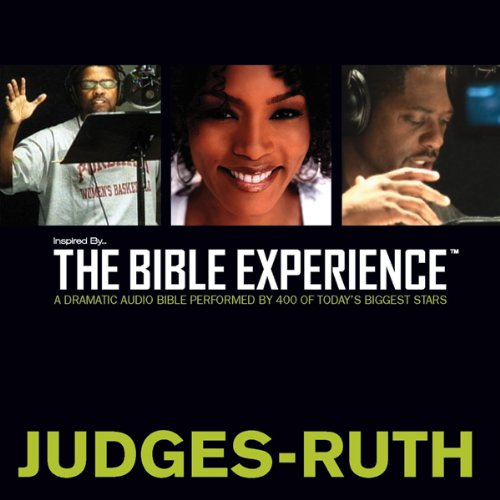 Inspired By … The Bible Experience Audio Bible - Today's New International Version, TNIV: (07) Judges and Ruth audiobook cover art