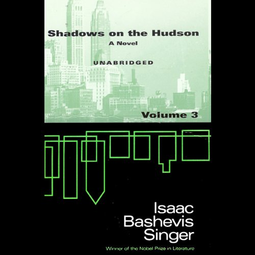 Shadows on the Hudson, Volume 3 cover art