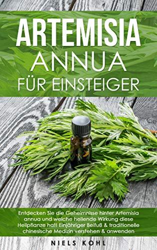 Artemisia annua für Einsteiger: Entdecken Sie die Geheimnisse hinter Artemisia annua & welche heilende Wirkung diese Heilpflanze hat! Einjähriger Beifuß & traditionelle chinesische Medizin verstehen