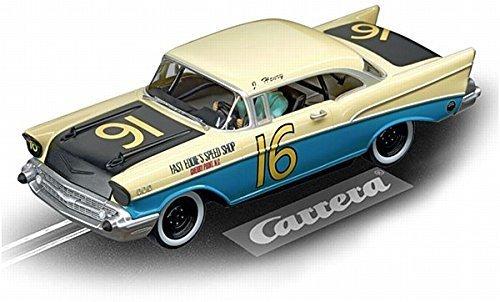 Carrera Evolution Chevrolet Bel Air '57 Raceversion III - 1:32 Scale Slot Car