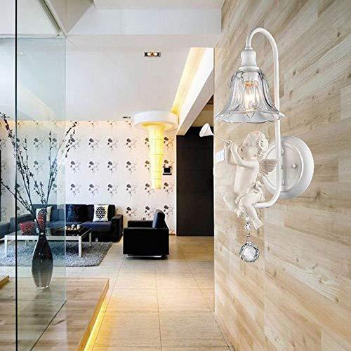Hai Ying * Personity LED minimalistisch modern slaapkamer nachtkastje engel wandlamp
