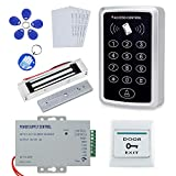 OBO HANDS Full Complete Kit for Door Access Control System T11 Card reader+180KG