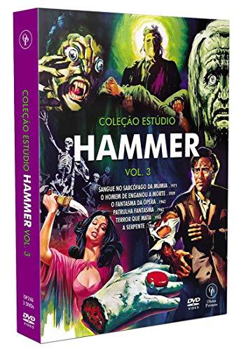 Coleção Estúdio Hammer Vol.3 [Digistak com 3 DVD's], Obras-Primas do Cinema