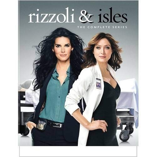 Warner Bros. Rizzoli & Isles : The Complete Series (DVD)