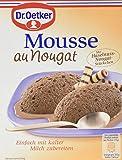 Dr. Oetker Mousse au Nougat des Jahres, 69 g -