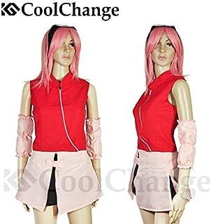 CoolChange Disfraz Chunin de Sakura Haruno. Talla: S