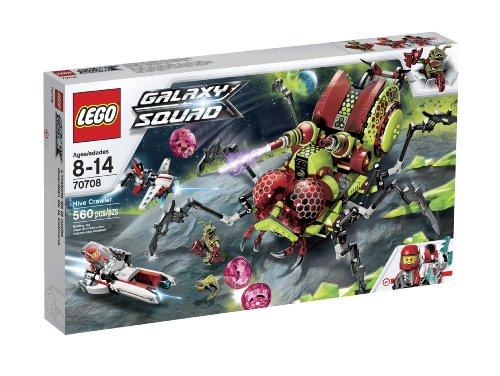 LEGO Galaxy Squad Hive Crawler by LEGO Galaxy Squad