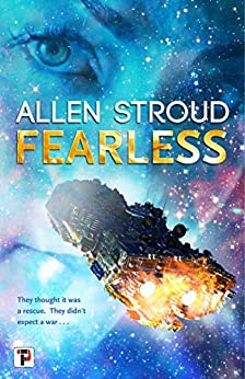 Fearless (The Fractal Series) by [Allen Stroud]