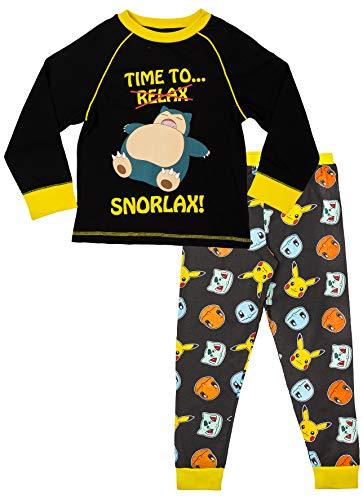 Pokèmon Pijama Niño Diseño Snorlax | Pijama Infantil