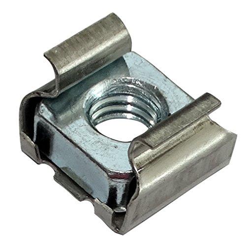 Aerzetix: 5X écrou Cage M6 L13.2mm H9.5mm pour tôle 1.7-2.7mm C19186