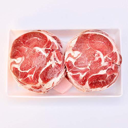 (わか本米店)ラム肉ラムロールスライス約1kg[焼肉用][ジンギスカン][仔羊肉][オーストラリア産またはニュージーランド産]