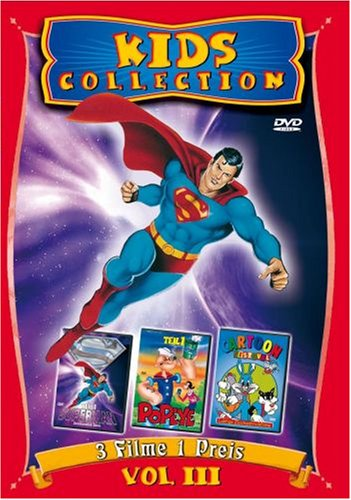 Kids Collection Vol. 3 (Superman, Popeye & Cartoon Festival)