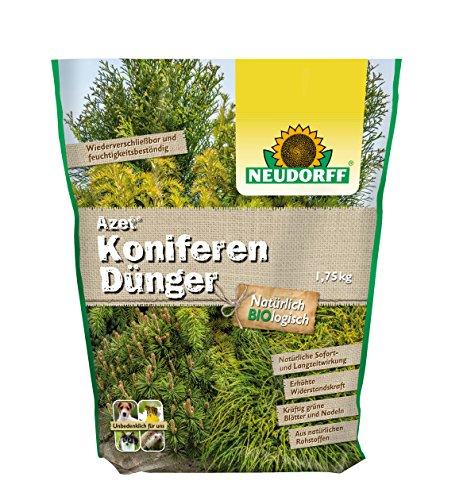 Neudorff 00167 Azet Koniferen Dünger, 2,5 kg