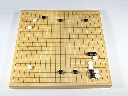Go-Spiel  Go-Brett Shinkaya, 30mm, 19x19 (2. Wahl)